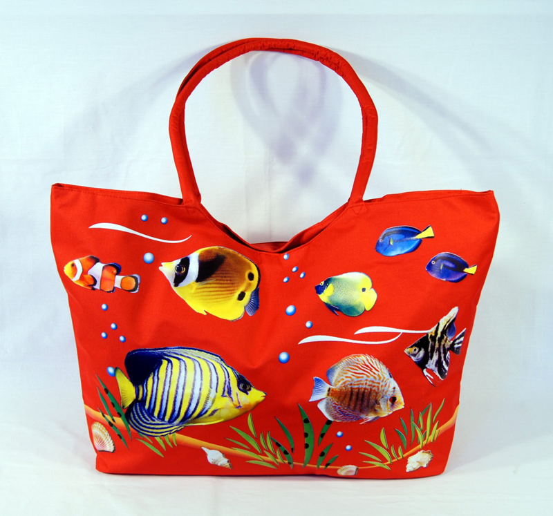 Beach Bag-tropical Fish