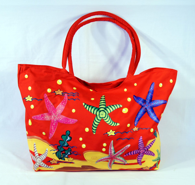 Beach Bag-sea Star