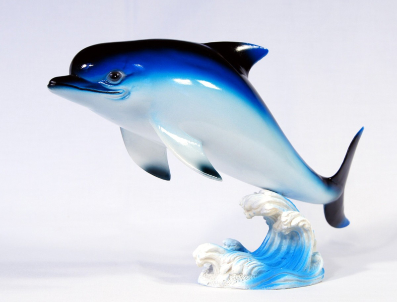 Dolphin Statue-dolphin