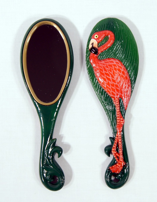 Mirror-animal-flamingo