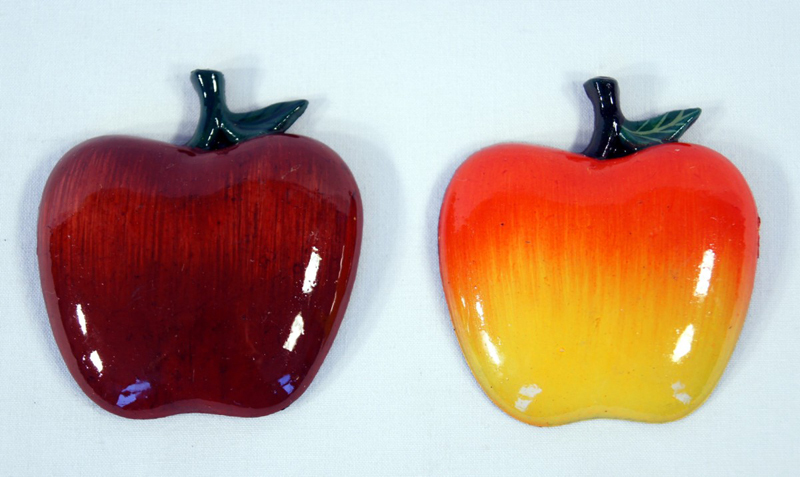 Magnet-fruit-apple